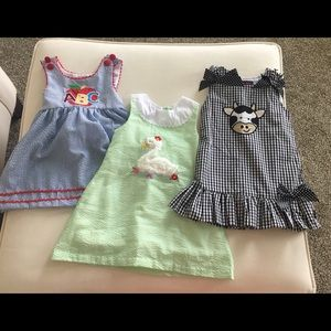 Lil Cactus 2T Dress Bundle